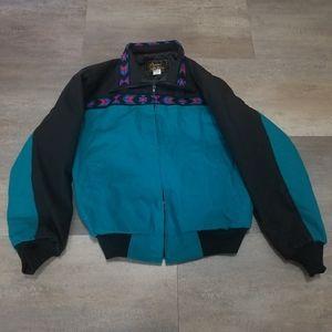 David James VTG Cowboy Jacket Medium